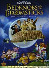 Bedknobs and Broomsticks [Enchanted Musical Edition] (2009, DVD NEW) WS
