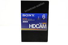 SONY HDCAM Tape BCT-6HD  new