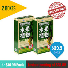 2BOX 100% Authentic FRUTA natural fast slimming Weight Loss 30 Capsules Each