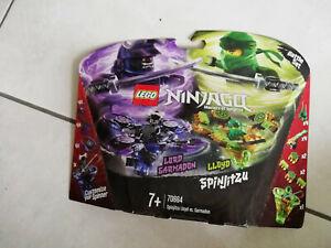 LEGO NINJAGO 70664 MASTERS OF SPINJITZU LLOYDS VS GARMADON SPINNER NEUF