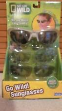 Uncle Milton Nat Geo Wild Sunglasses Ages 5+ Girls Boys UV PROTECTION 3 LENS