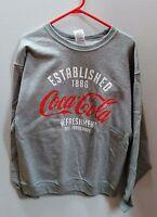 Coca-Cola Grey Sweatshirt - BRAND NEW
