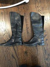 Stuart Weitzman Womens Boots Size 9 Black Tall Under The Knee