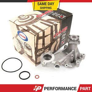 GMB Water Pump for 11-14 Ford F150 Lobo Mustang 5.0 DOHC 32V
