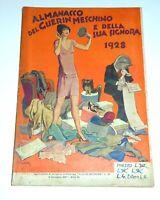 Almanacco del Guerin Meschino e della sua Signora 1928