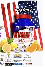 Vitamina C 100 comprimidos de 1000 mg 120 capsulas prevenir Resfriados