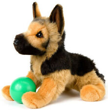 New DOUGLAS CUDDLE TOY Stuffed Soft Plush Animal GERMAN SHEPHERD Puppy Dog 16""