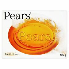 12 x PEARS ORIGINAL PURE AND GENTLE CARE AMBER TRANSPARENT SOAP - 100g