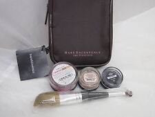 bare Minerals * Smoldering Beauty * Expandable Makeup Bag Bisque Catwoman Blush