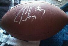 Jadeveon Clowney autographed NCAA Football JSA Houston Texans signed 135