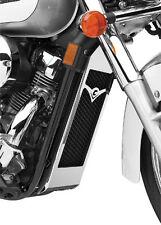 Honda VT1300 Stateline Sabre Interstate Cobra Motorcycle Chrome Radiator Cover