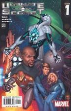 Ultimate Secret 1 & 2 Marvel Comics Unread Comic Book Bagged Boarded