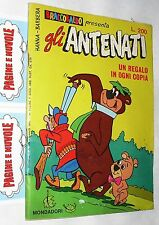 hanna/barbera - BRACCOBALDO presenta GLI ANTENATI n.129 - marzo 1972 mondadori