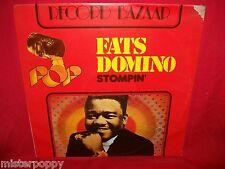 FATS DOMINO Stompin' LP 1976 MINT- ITALY