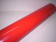 4187) PVC, polychlorure de vinyle, bar complet, rouge, ø 100mm