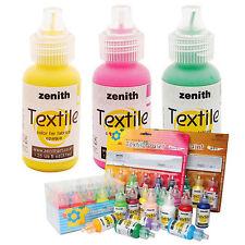 Textile Color Paint for Fabric Opaque Vivid 50 Colors 37ml Deco Art T-Shirt