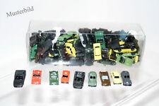 Modellini di auto la raccolta Spur N 70 pezzi auto ferrovia vendita display DDR RAR IMU