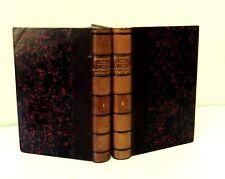 HISTOIRE DE LA LITTÉRATURE FRANÇAISE  Alfred NETTEMENT - J. LECOFFRE 1854 ex lib