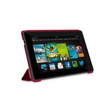 Roocase Amazon Kindle Fire HD 7 - Origami 3D Case, Matte Red