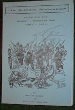 "Wargames Foundry-""La Defense Francaise"":Rules for the Franco-Prussian War 1870-7"