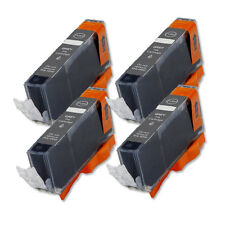 4 GRAY Ink Cartridge for Canon Printer CLI-221GY Pixma Photo MP980 MP990