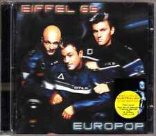 Eiffel 65 - Europop (Limited Edition 2 CD) - CDA - 2000 - Italodance Blue
