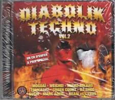 Diabolik Techno Vol. 2 - Virgin 2002 - Nuevo, precintado