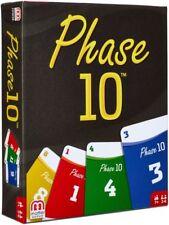 Phase 10 Kartenspiel ab 7 Jahren von Mattel für 2-6 Spieler Neu Ovp