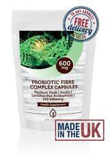 Probiotico Fibre Lactobacillus 150bln Complesso 600mg Capsule BritVits GB