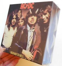 AC/DC HIGHWAY TO HELL EMPTY BOX FOR JAPAN MINI LP CD   G02