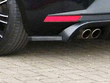 Noak ABS Heckansatz Diffusor Seitenteile für Seat Leon 3 5F Cupra R 700045CCL/R