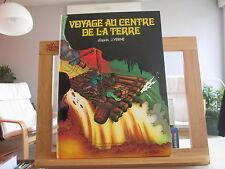 VOYAGE AU CENTRE DE LA TERRE EO1978 BE/TBE JULES VERNE