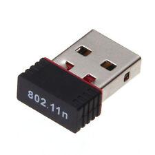 Mini USB WiFi WLAN RealTek 150Mbps Wireless Network Adapter Windows 802.11n/g/b