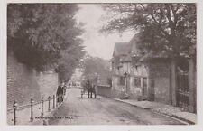 Kent postcard - Ashford, East Hill - P/U 1920