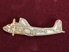 Vintage McDONNELL DOUGLAS  DC-5 Airplane Aviation PIN ~ Free Shipping!    d