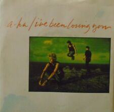"""A-HA - Ive Been Losing You ~ 7"""" Single PS"""