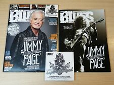 Blues Magazine + CD Album - Issue 20 - Jimmy Page/Robin Trower