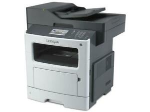 Lexmark MX510de A4 Mono Multifunction Laser Printer 35S5812 42ppm