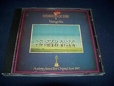 Chariots of Fire [Original Score] Vangelis (CD 1984)Near Perfect CD Free Ship