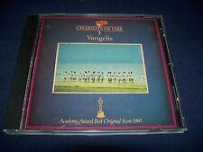 Chariots of Fire [Original Score] Vangelis (CD 1984)Near Perfect CD Free Ship