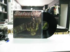 Status Quo LP Spanish 12 Gold Bars 1980