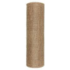 Ribbon Natural Hessian Jute 30cm (12 inches) x 5m (5.5yd) Roll