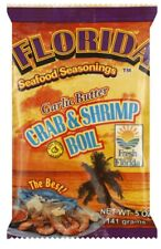 New Florida Seafood Seasonings Crab & Shrimp Boil Garlic Butter - 2 Pack