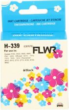 FLWR 339 Black Compatible Cartridge for FLWR HP NON OEM