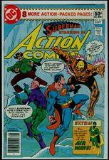 DC Comics ACTION Comics #511 SUPERMAN & Lex Luthor FN/VFN 7.0