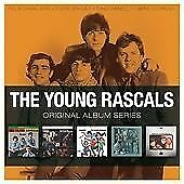 The Rascals - Original Album Series (The Young Rascals/Collections/Groovin'/Once Upon A Dream/Freedom Suite, 2010)