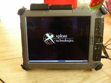 ¡Tableta resistente Xplore iX104C5 de 1.07Ghz i7, SSD de 4GB y...