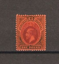 SOUTHERN NIGERIA 1912 SG 56 MNH Cat £200