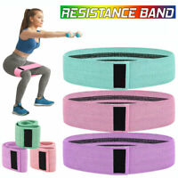 Resistance Bands Glute Leg Squat Exercise Strength Booty Workout Band Non Slip