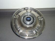 Factory OEM GM Wheel Rim Hub Cap Hubcap 1965 Chevy Chevrolet Impala Bel Air